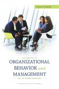 The Essentials of Organizational Behavior and Management for the Modern Workforce: Lorianne Danielle Mitchell